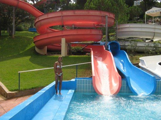 Water World Lloret: Аквапарк в Ллорет дель мар