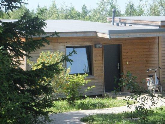 Center Parcs - Domaine des Trois Forets : Un des nombreux cottages