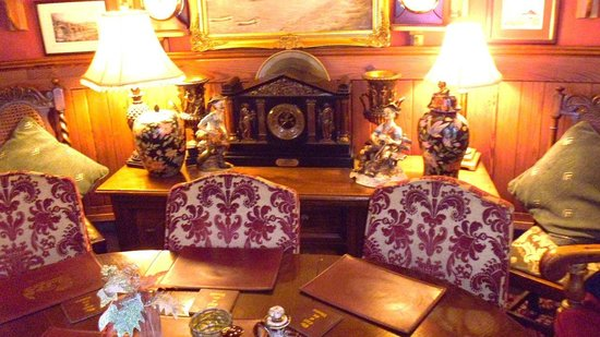 The Earl of St Vincent: Curio's