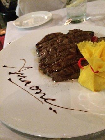 Ristorante Amarone: Wagyu Steak