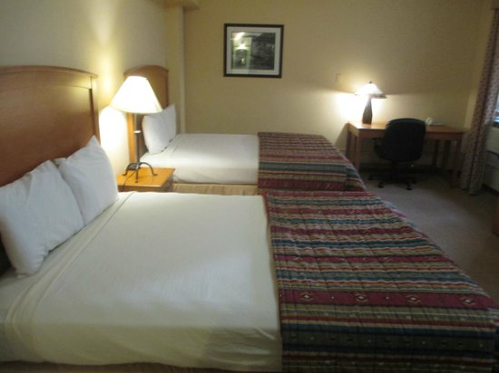 The Historic Plains Hotel: Chambre