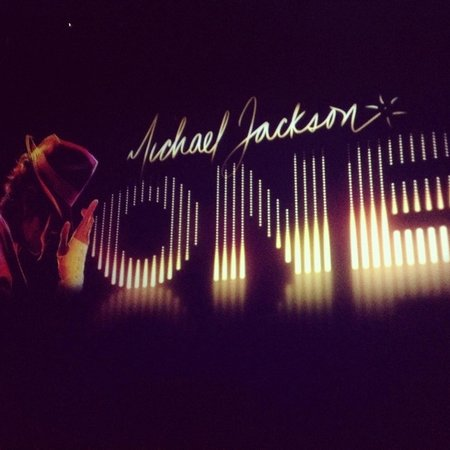 Michael Jackson ONE by Cirque du Soleil: Very good show