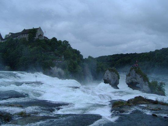Rheinfall : Cascate del Reno