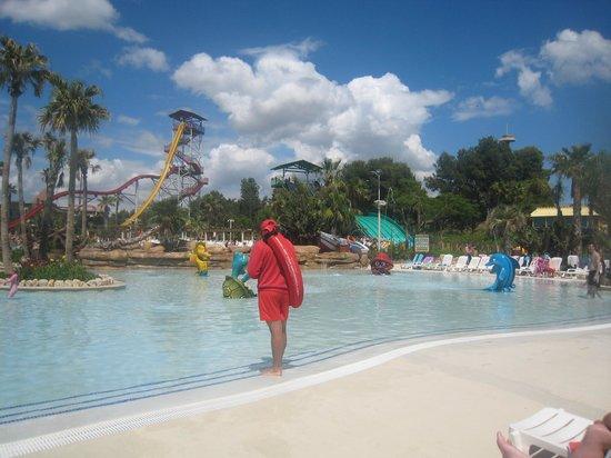 PortAventura Caribe Aquatic Park: 0.30m pool