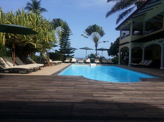 Piscine photo de hotel r sidence san marco kribi - Piscine san marco ...
