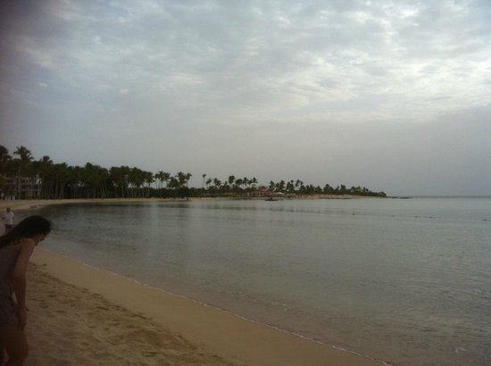 Luxury Bahia Principe Bouganville Don Pablo Collection: beach in front of hotel
