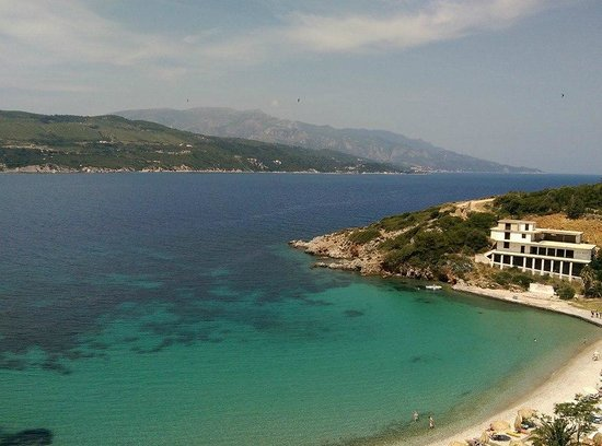 Cleomenis Hotel : View from room