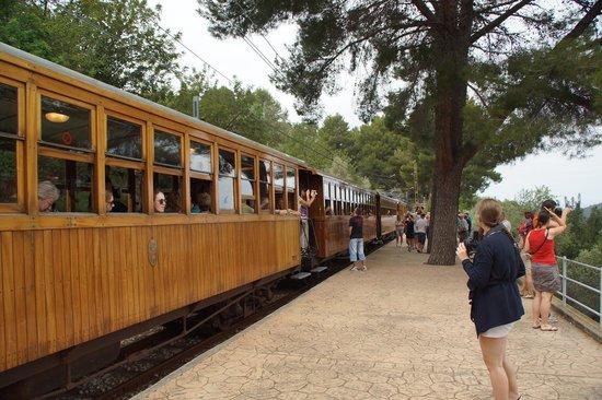 Ferrocarril de Soller: Appelsintoget
