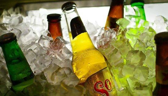 La Pesca del Dia: Cervezas a $15 en los partidos de México