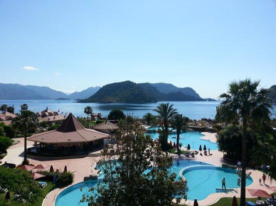 Marti Resort de Luxe : View from room 389