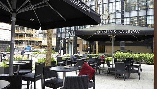 Corney & Barrow - Fleet Place: Corney & Barrow Fleet Place