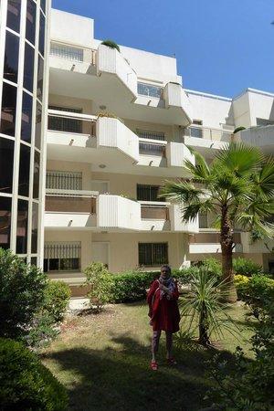 Hapimag Residenz Antibes : Kein Meerblick