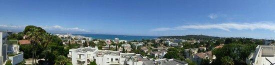Hapimag Residenz Antibes : Blick vom Dach