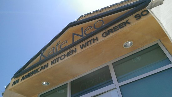 Kafe Neo Long Beach Closed