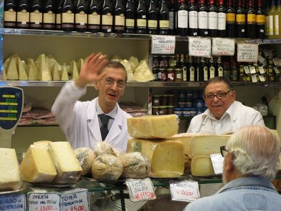 Eating Italy Food Tours: Mr Roberto