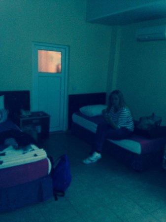 Sayanora Hotel: Zimmer