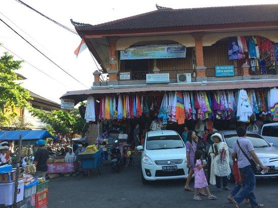 Sukawati Art Market: sukawati market