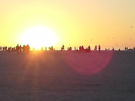 Siesta Key Village : sunsets are amazing in Siesta Key!