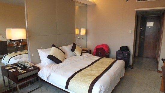 Friendship Hotel Hangzhou: 房間