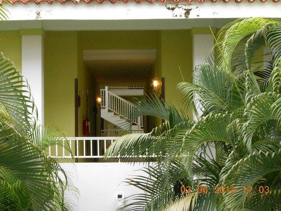 Hotel Riu Playacar: Otra vista mas