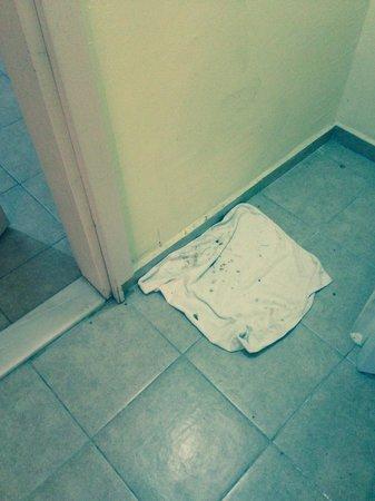 Sayanora Hotel: Zimmer Aufenthaltsbereich vorm zimmer