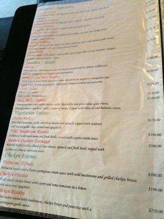 Salvatore's Italian Restaurant : Page 2