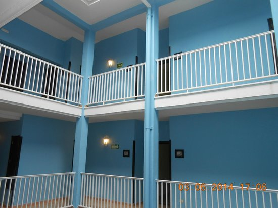 Hotel Riu Playacar: Vista del edificio