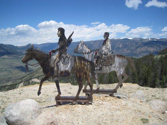 Bill Cody Ranch : Horseback Riding