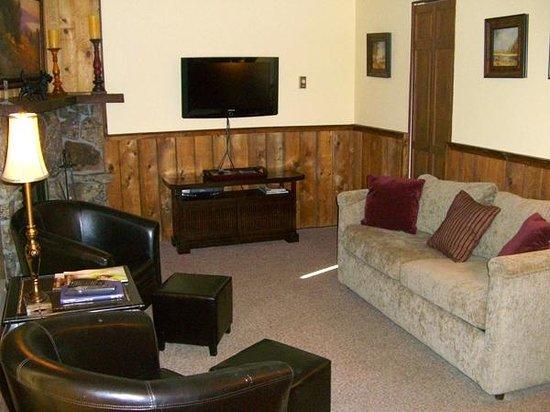 Three Seasons Condominiums: Living room