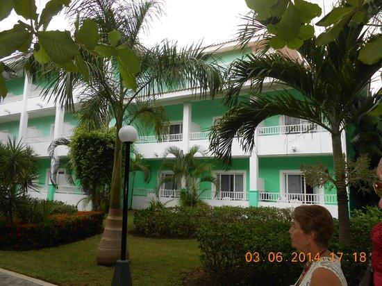 Hotel Riu Playacar: Son 6 Edificios