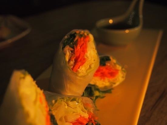 Tapa Nusa Dua : spring roll