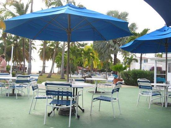 Jolly Beach Resort & Spa : Dinning area