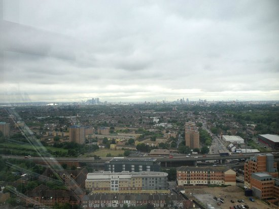 Go Native Stratford East: View From 26th Floor