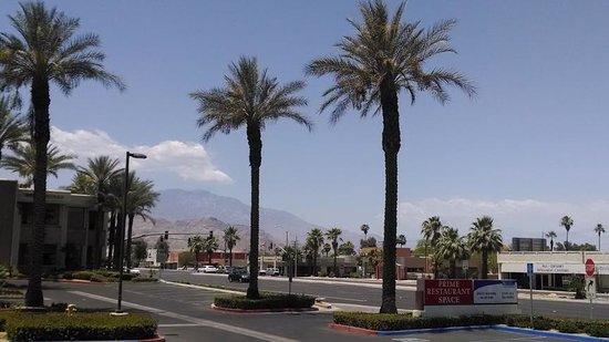 BEST WESTERN PLUS Palm Desert Resort: Highway 111