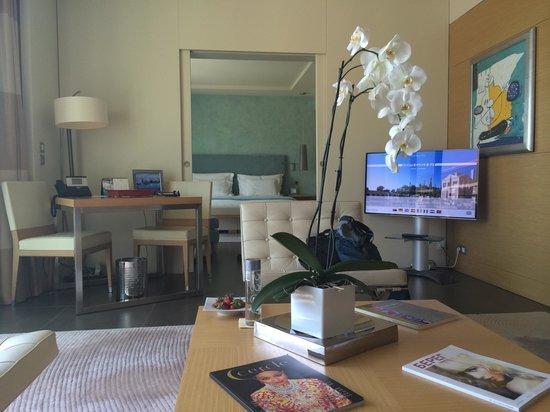 Monte-Carlo Bay & Resort: Suite vue Mer