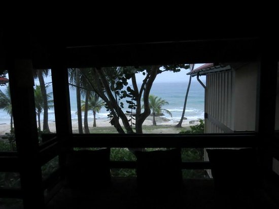 Renaissance St. Croix Carambola Beach Resort & Spa: Listening to the surf from your room: pricelss