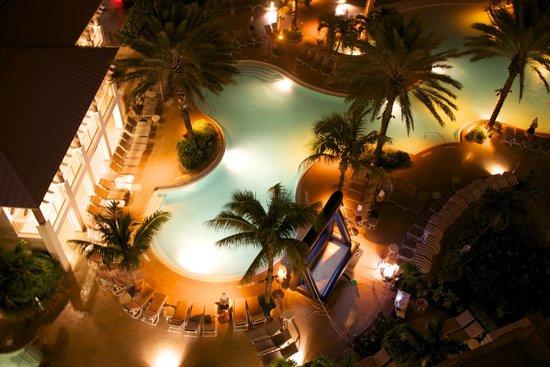 Sandpearl Resort: Pool area