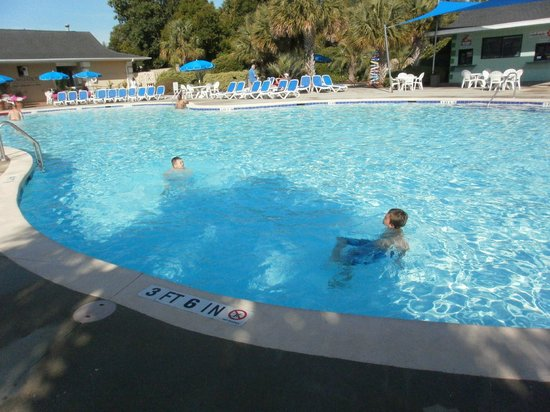 Plantation Resort: Outdoor Pool