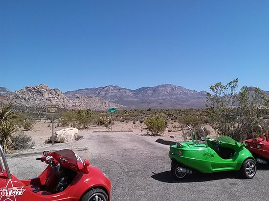 Scoot City Tours : Red Rock