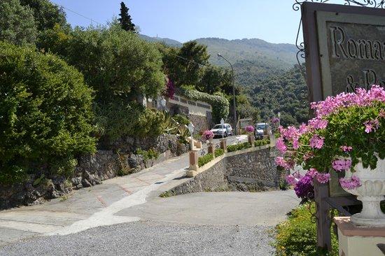 Romantic Hotel & Restaurant Villa Cheta Elite : hotel