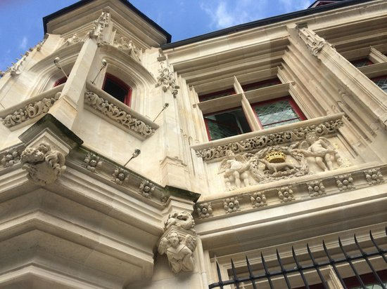 Hotel de Bourgtheroulde, Autograph Collection : Beautiful exterior