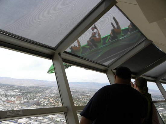 Stratosphere Hotel, Casino and Tower: view from the top