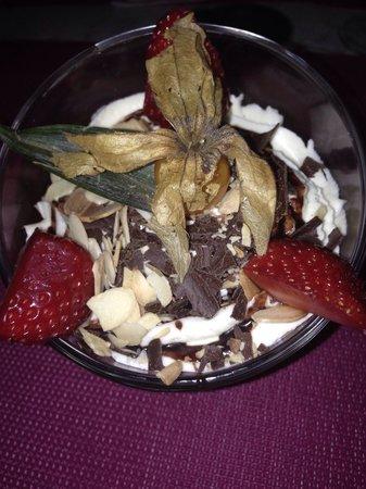 Le Redon: Tiramisu maison délicieux