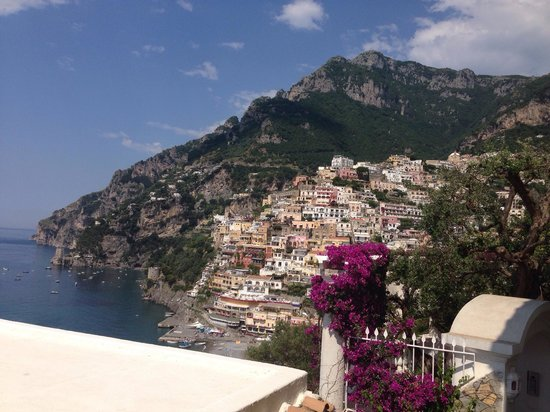 Hotel Marincanto: View from our room!