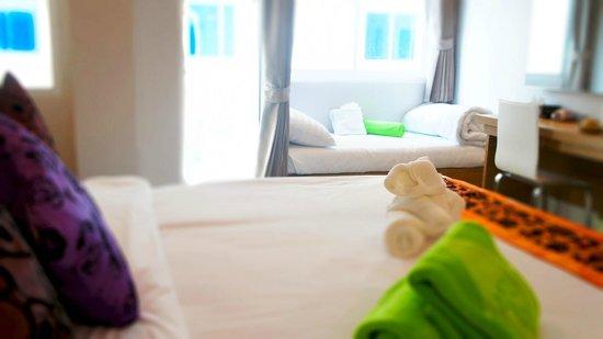 Andatel Grande Patong Phuket Hotel: Extrabed