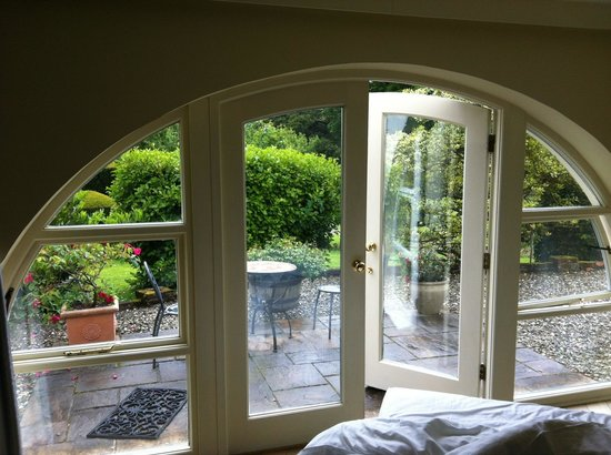 Rathmullan House: Premium Room Garden Terrace