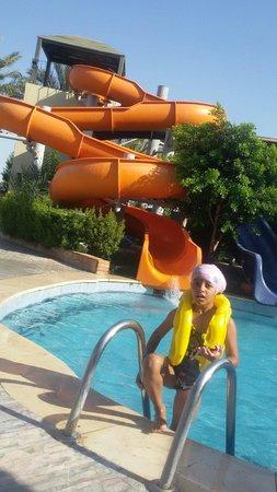 Panorama Bungalows Aqua Park Hurghada : Nice