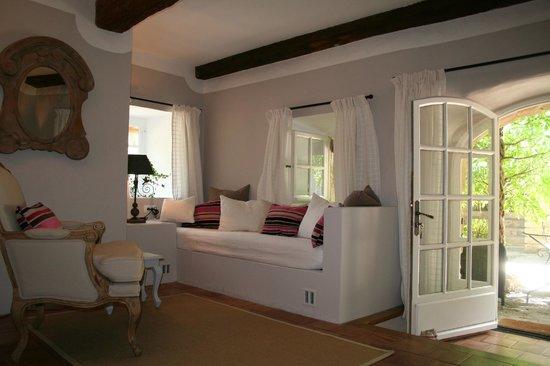 Mas d'Oleandre - maison d'hotes : l'appartement l'Olivier