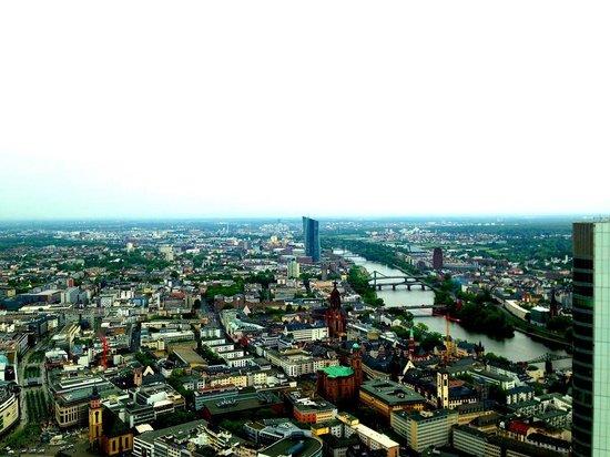 Main Tower: Bird's eye view