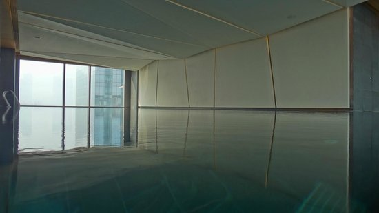 East Beijing: the swimming pool